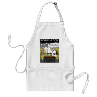 Parrot Normal Activity Standard Apron