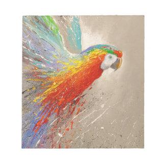 Parrot Notepads