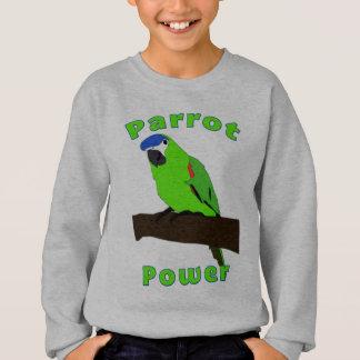 Parrot Power Sweatshirt
