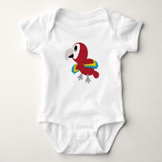 Parrot - Rainforest Baby Baby Bodysuit