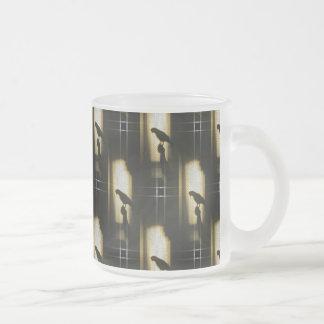 Parrot Shadow Silhouette Coffee Mug