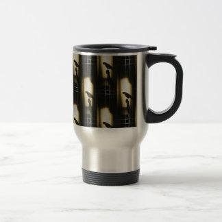Parrot Shadow Silhouette Coffee Mugs
