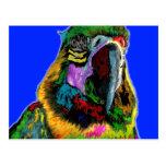 Parrot (watercolor)