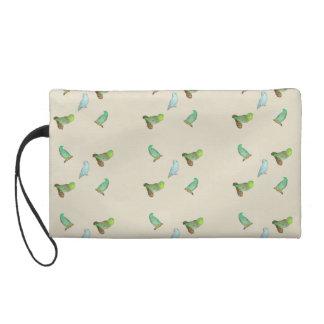 Parrotlet Bagettes Bag Wristlets
