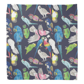 Parrots and 'Toos Bandanas