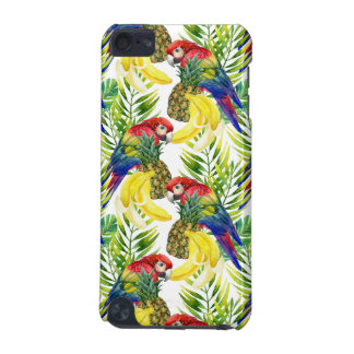 Parrots And Tropical Fruit iPod Touch (5th Generation) Case