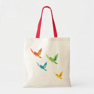 Parrots bag! tote bag