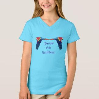 Parrots of the Caribbean T-Shirt