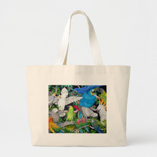 Parrots of the World Bag