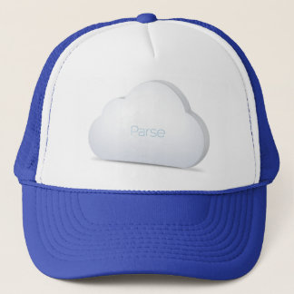 "Parse ""Head in the Cloud"" Trucker Hat"
