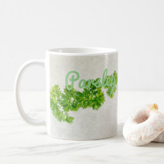Parsley Coffee Mug