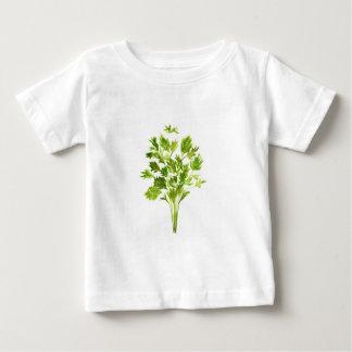 Parsley herbs Parsley print Baby T-Shirt