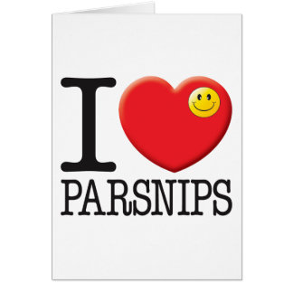 Parsnips Card