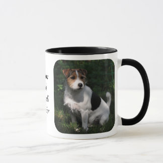 Parson Jack Russell Terrier Mug