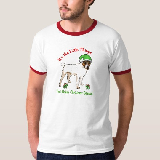 Parson Russell Terrier Christmas Gifts T-Shirt