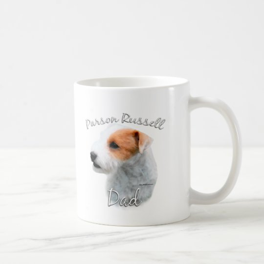 Parson Russell Terrier Dad 2 Coffee Mug