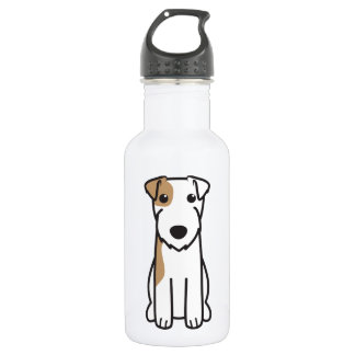 Parson Russell Terrier Dog Cartoon 532 Ml Water Bottle
