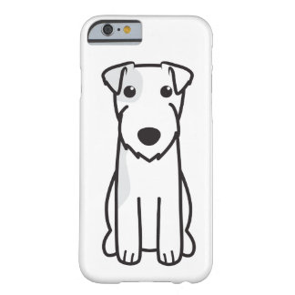 Parson Russell Terrier Dog Cartoon Barely There iPhone 6 Case