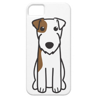 Parson Russell Terrier Dog Cartoon Case For The iPhone 5
