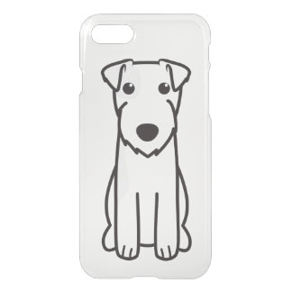 Parson Russell Terrier Dog Cartoon iPhone 7 Case