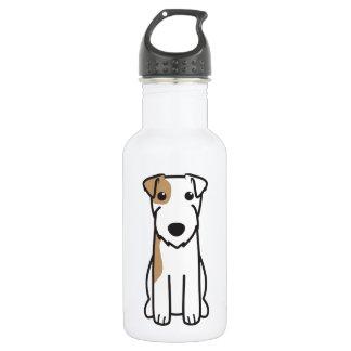 Parson Russell Terrier Dog Cartoon 532 Ml Water Bottle