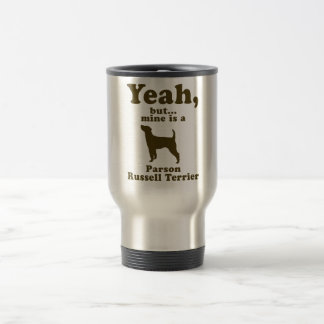 Parson Russell Terrier Travel Mug