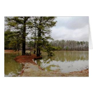 Parson s Lake Greeting Card