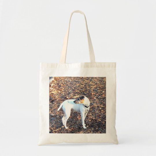 Parsons Jack Russell Terrier Tote Bag