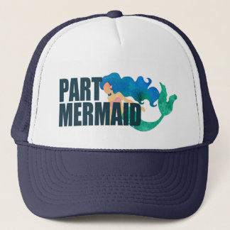 Part Mermaid Summer Beach Hat for Girls