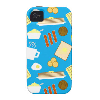 Part of a Balanced Breakfast iPhone 4 Cases