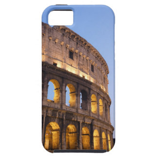 Part of Colosseum at dusk iPhone 5 Case