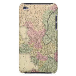 Part of Europe iPod Touch Cover