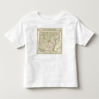 Part of European Russia 16 Toddler T-Shirt