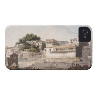 Part of the City of Patna, on the River Ganges, pl Case-Mate iPhone 4 Cases