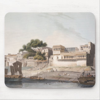 Part of the City of Patna, on the River Ganges, pl Mouse Mat