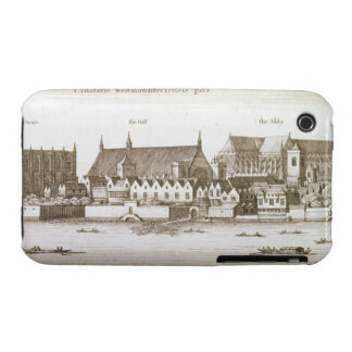 Part of the City of Westminster, 1647 (engraving) Case-Mate iPhone 3 Case