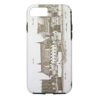 Part of the City of Westminster, 1647 (engraving) iPhone 7 Case