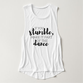 Part of the Dance Tank Top