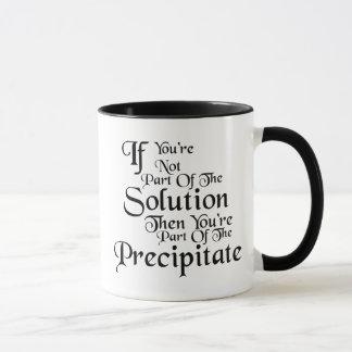 Part of the Precipitate Mug