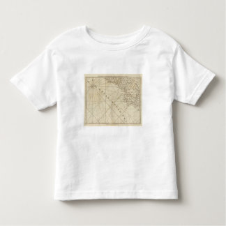 Part of the provinces of Costa Rica and Nicaragua Toddler T-Shirt