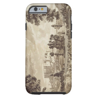 Part of the Town and Castle of Ludlow in Shropshir Tough iPhone 6 Case