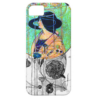 Part Seen - Part Imagined by Charles R. Mackintosh iPhone 5 Cover