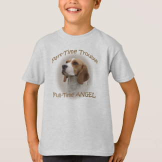 Part Time Trouble, Full Time Angel T-Shirt