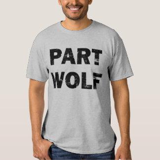 Part Wolf T-shirt