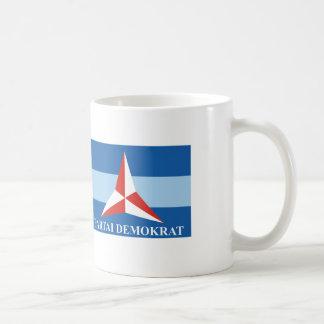Partai Demokrat Basic White Mug