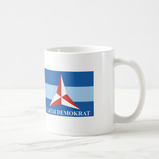 Partai Demokrat Classic White Coffee Mug