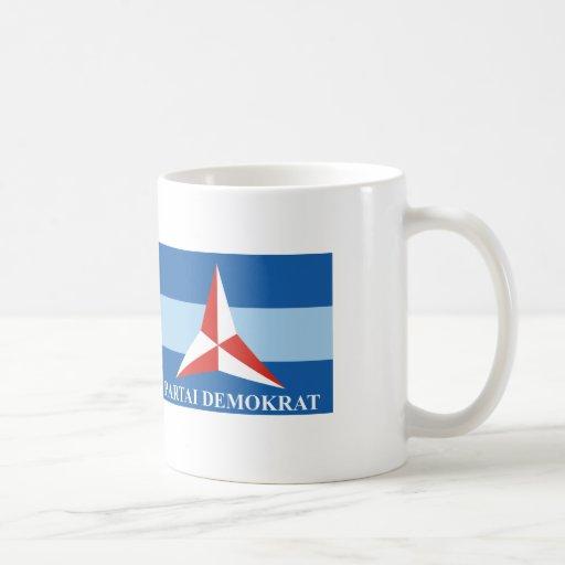 Partai Demokrat Mugs