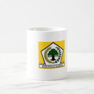 Partai Golkar Classic White Coffee Mug