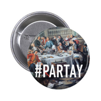 PARTAY Up In Here #Hashtag - Trendium Art Captions Pin