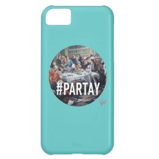 PARTAY Up In Here Hashtag - Trendium Art Captions iPhone 5C Cases
